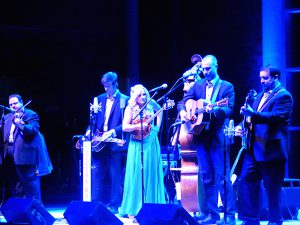 Rhonda Vincent and the Rage. Thursday and Friday.