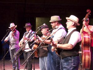 Soggy Mountain Boys headlined Saturday night at the Outer Banks Bluegrass Festival.