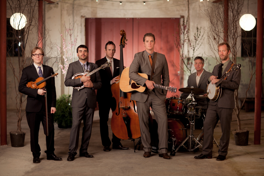 Steep Canyon Rangers, headlining Thursday night at the Outer Banks Bluegrass Festival.
