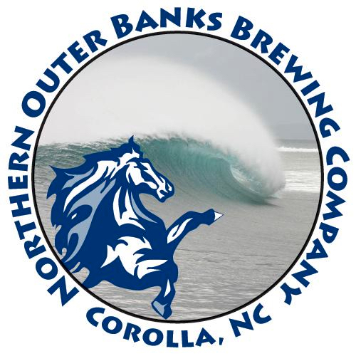 Northern Outer Banks  Brewing logo.