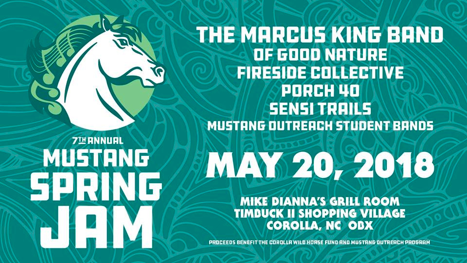 Great music on tap for the 7th Annual Mustang Spring Jam.