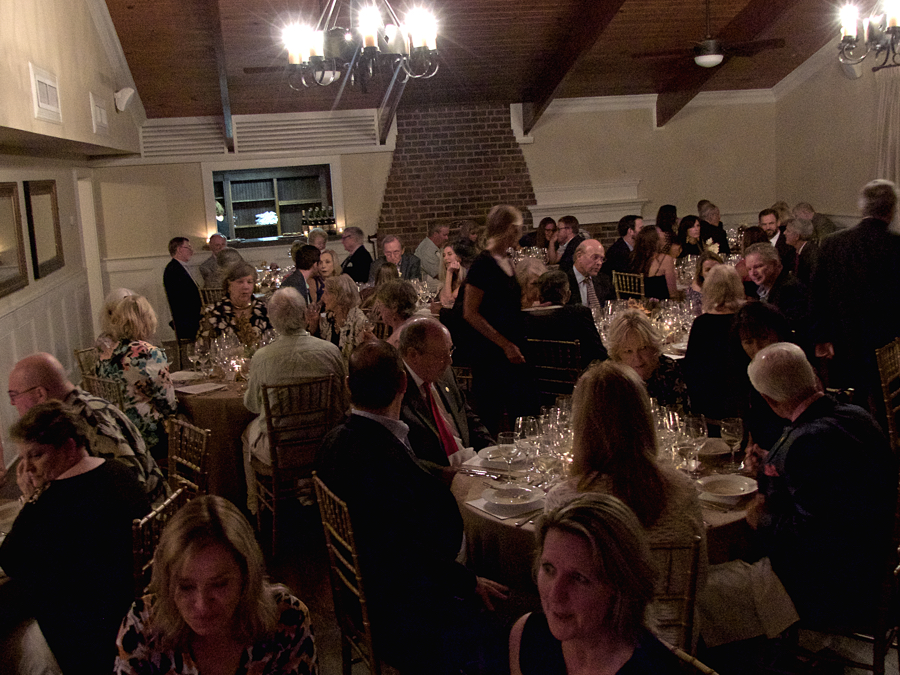 The Lost Colony Weekend kicked off with the spectacular Vintner's Dinner on Friday night.
