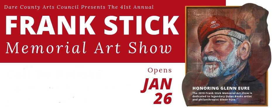 This year's Frank Stick Memorial Art Show will celebrate the legacy of Glenn Eure.