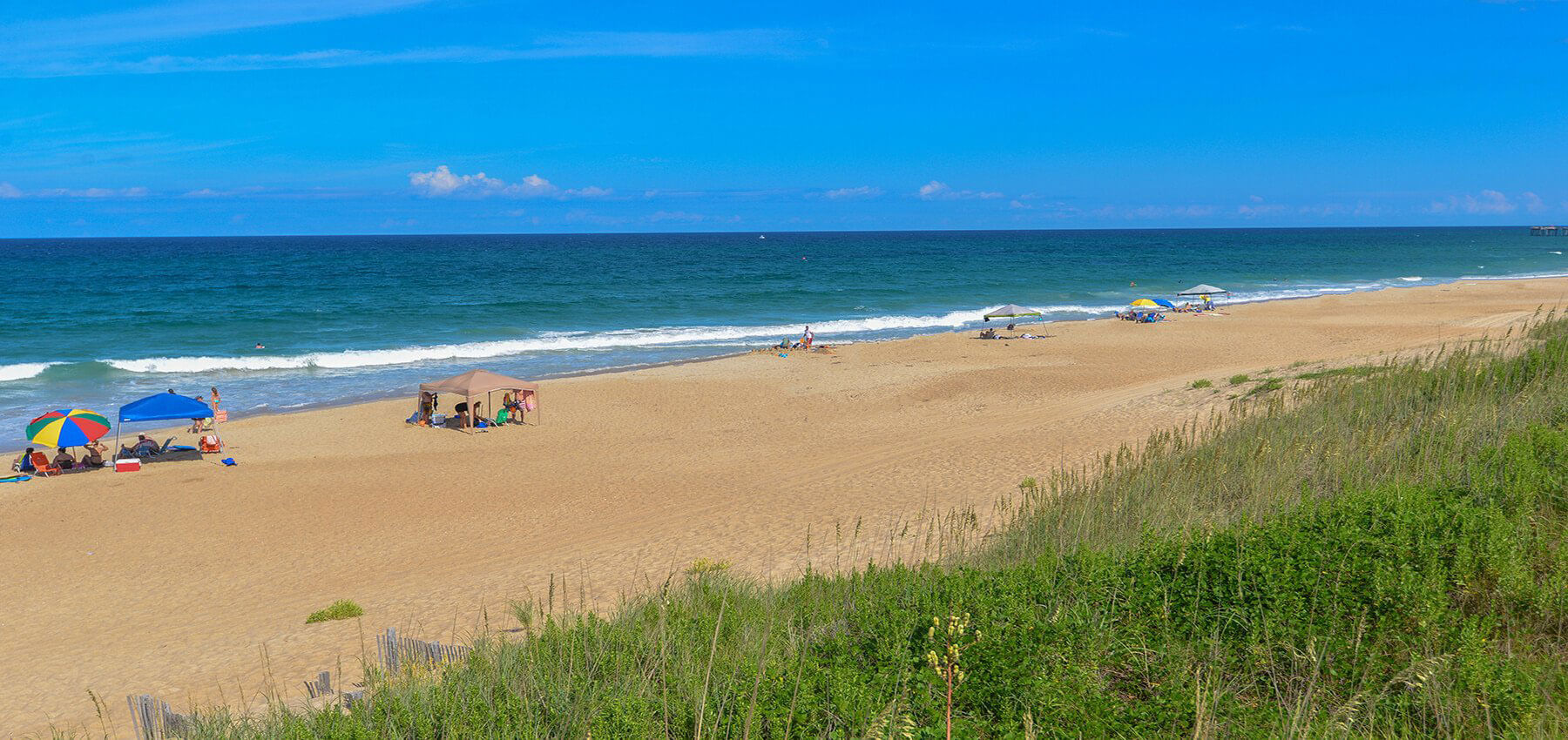 Beautiful Outer Banks Beach Photo