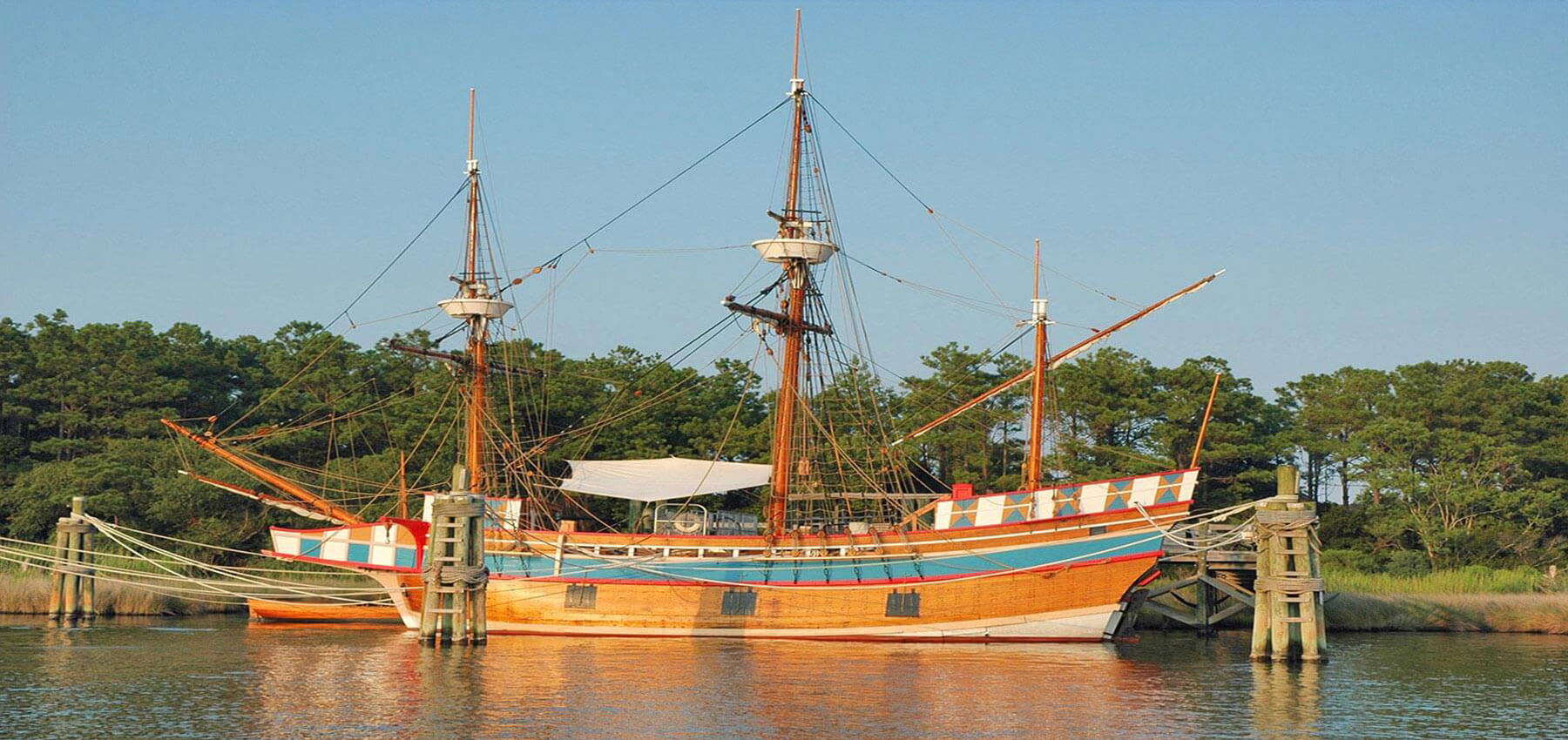 Roanoke Island Queen E II