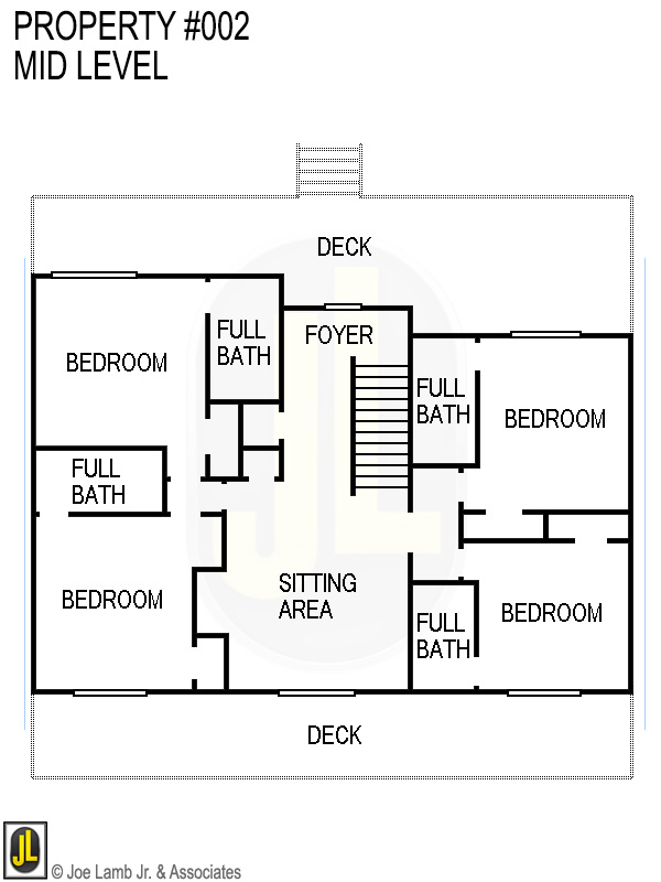 Floorplan: 002 Mid Level