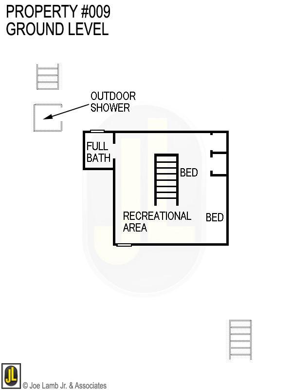 Floorplan: 009 Ground Level