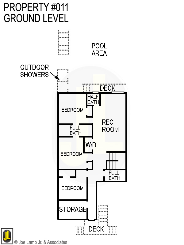 Floorplan: 011 Ground Level