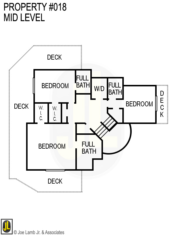 Floorplan: 018 Mid Level
