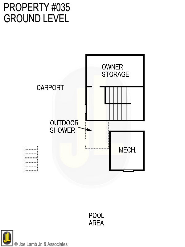 Floorplan: 035 Ground Level