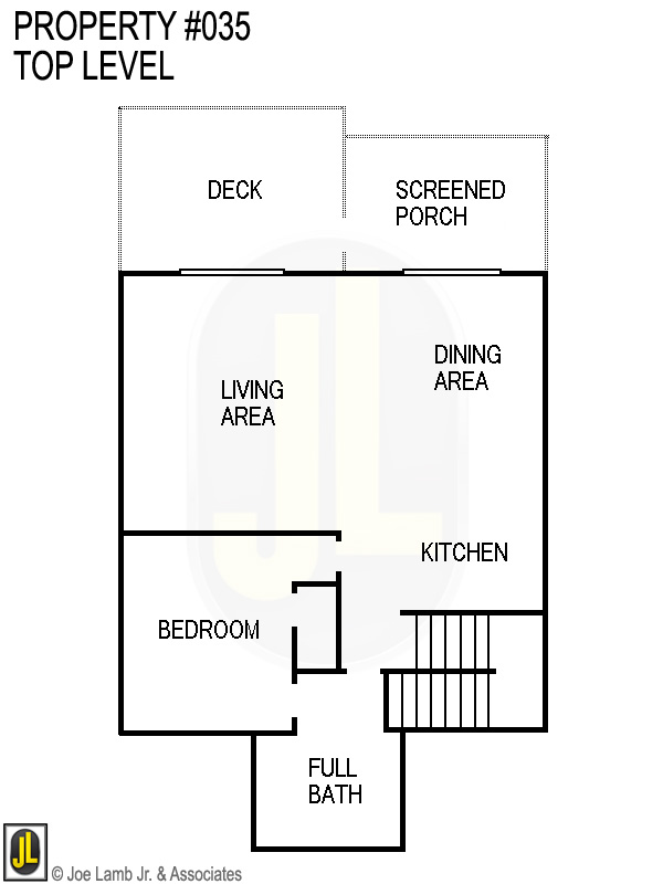 Floorplan: 035 Top Level