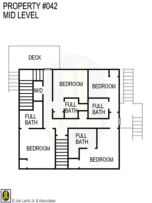 Floorplan: 042 Mid Level