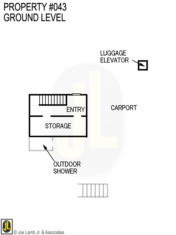 Floorplan: 043 Ground Level