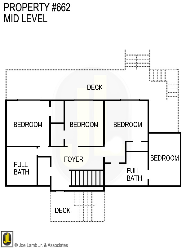 Floorplan: 04363b9a-0542-47c4-694f1232822634b4662 Mid Level
