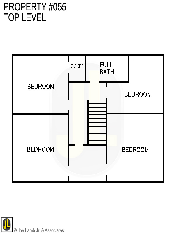 Floorplan: 055 Top Level