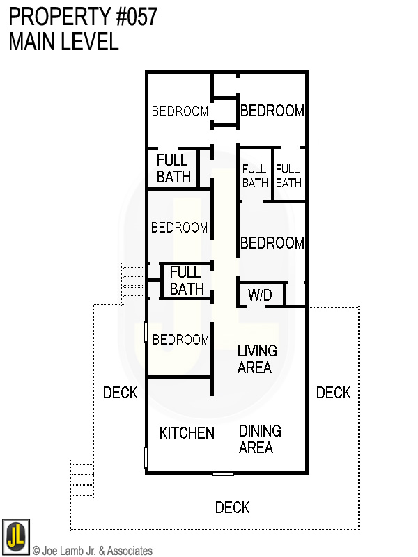Floorplan: 057 Main Level