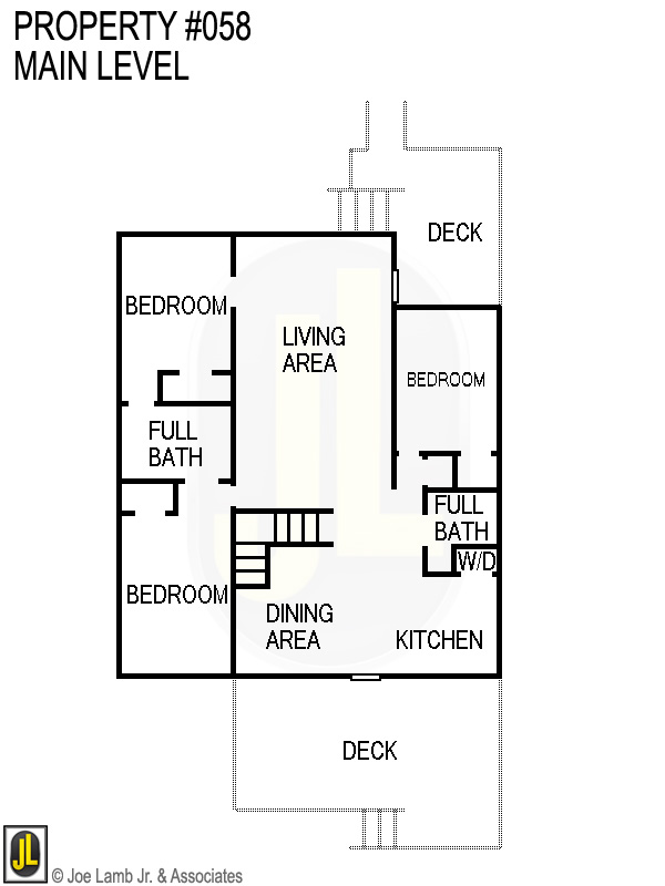 Floorplan: 058 Main Level