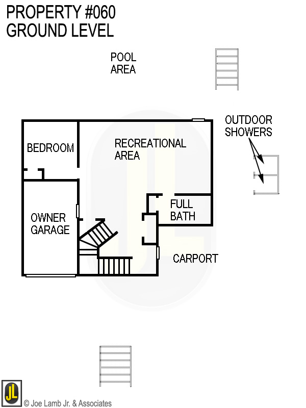 Floorplan: 060 Ground Level
