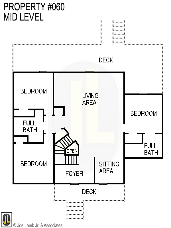 Floorplan: 060 Mid Level