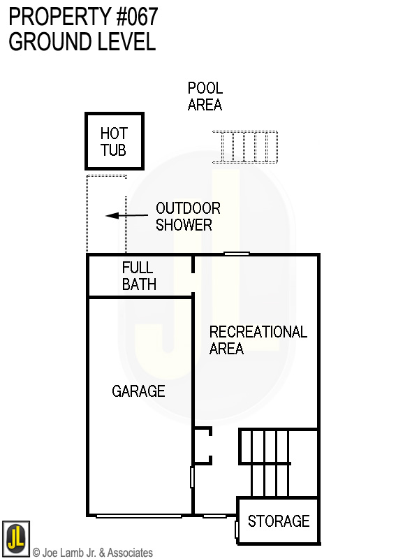 Floorplan: 067 Ground Level