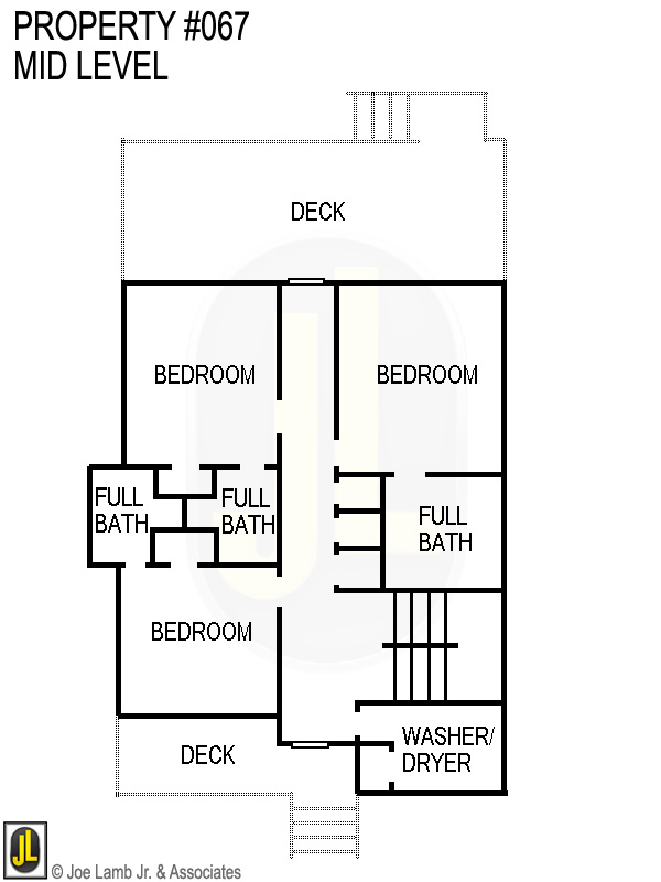 Floorplan: 067 Mid Level