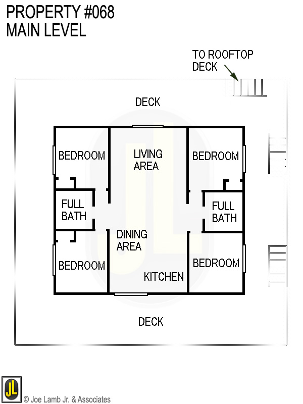 Floorplan: 068 Main Level