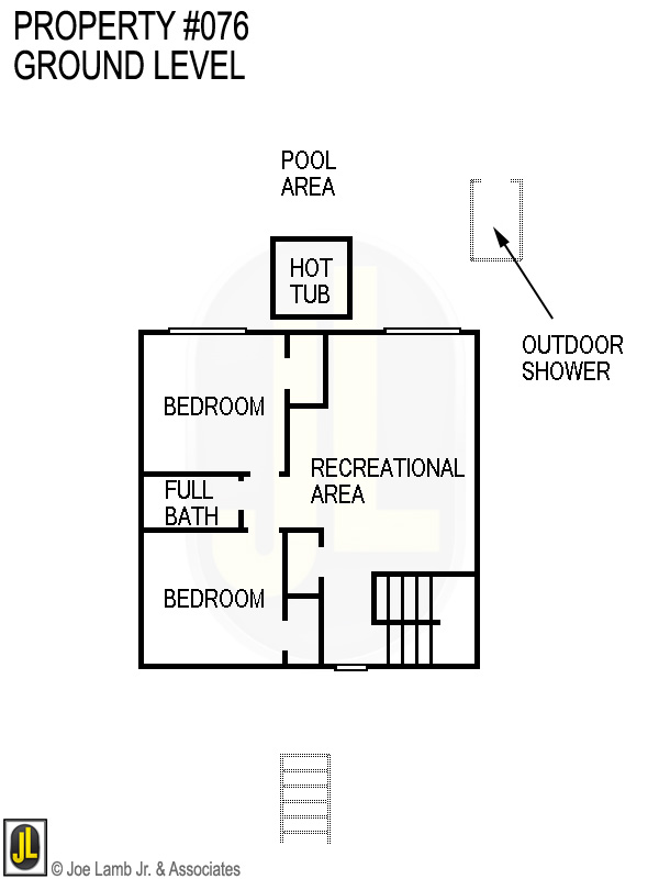 Floorplan: 076 Ground Level