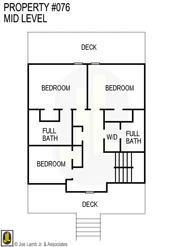 Floorplan: 076 Mid Level