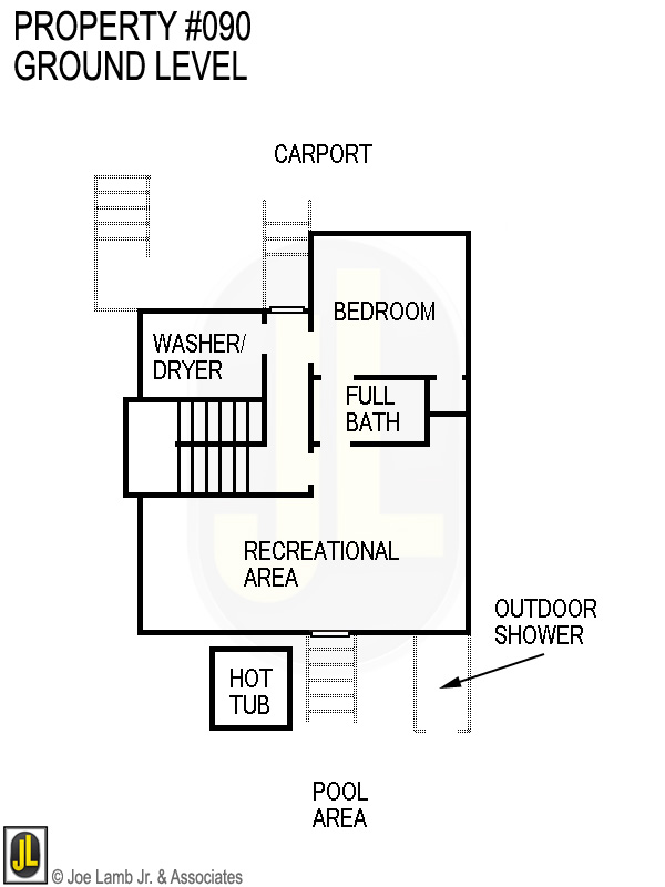 Floorplan: 090 Ground Level
