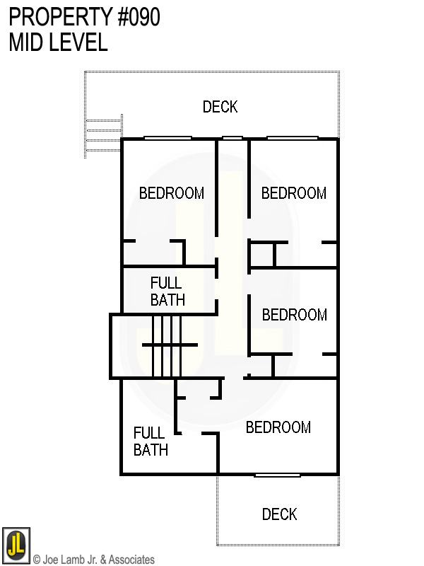 Floorplan: 090 Mid Level