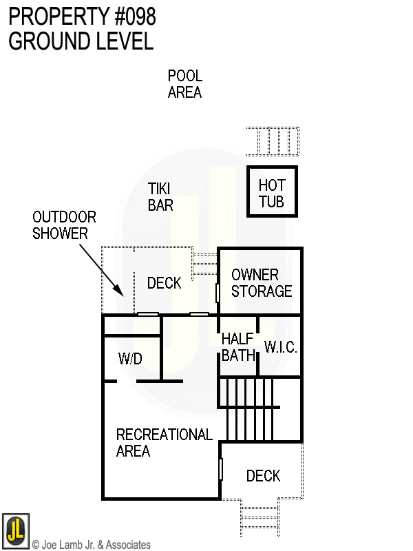 Floorplan: 098 Ground Level