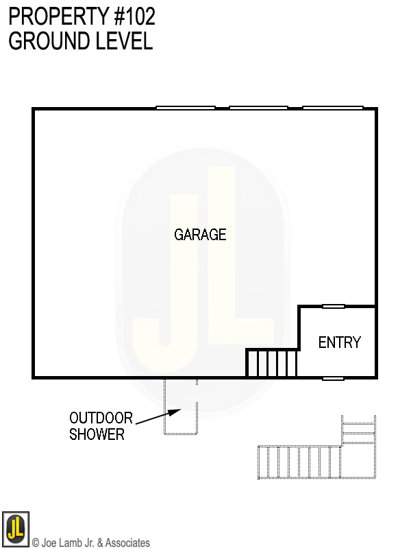 Floorplan: 102 Ground Level