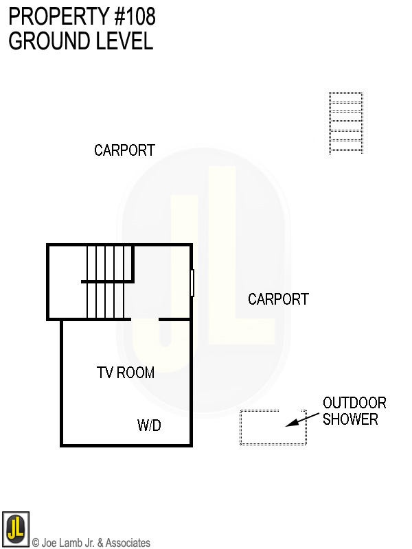Floorplan: 108 Ground Level