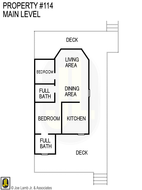 Floorplan: 114 Main Level