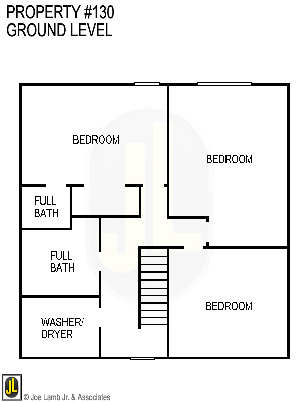 Floorplan: 130 Ground Floor