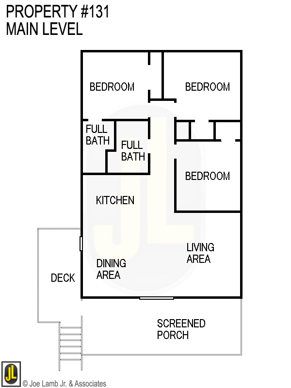 Floorplan: 131 Main Floor