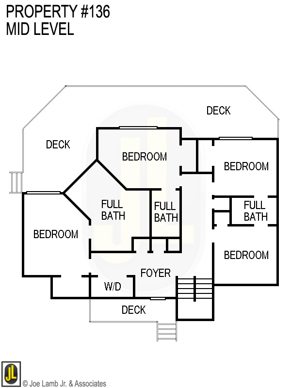 Floorplan: 136 Mid Level
