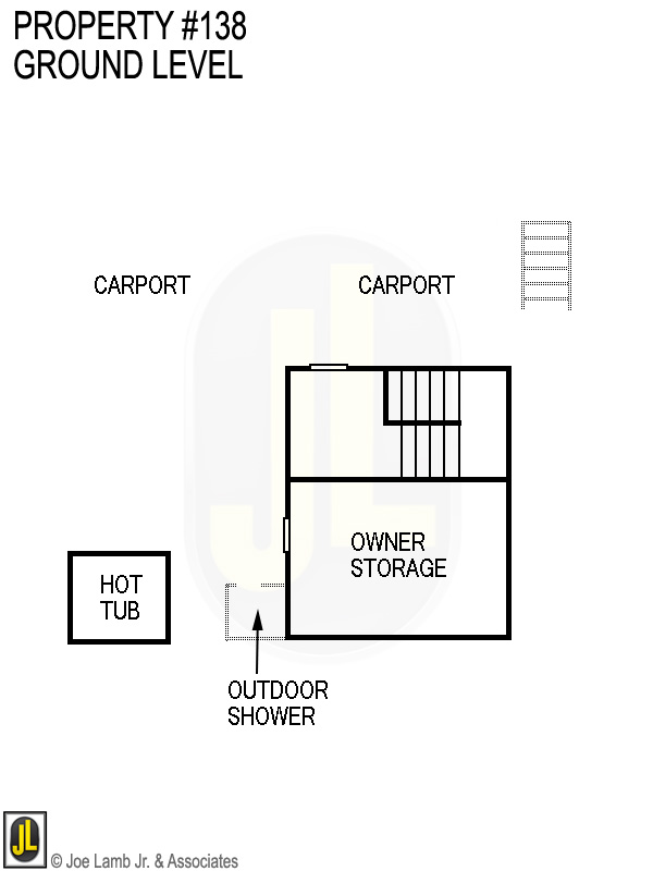 Floorplan: 138 Ground Level