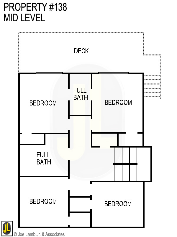 Floorplan: 138 Mid Level