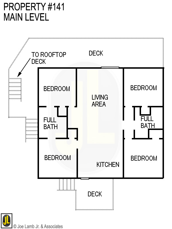 Floorplan: 141 Main Level