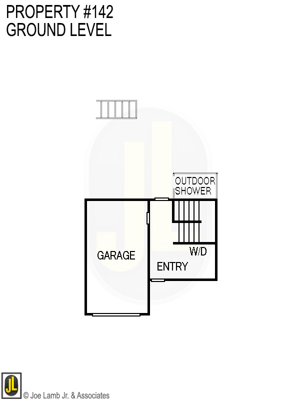Floorplan: 142 Ground Level