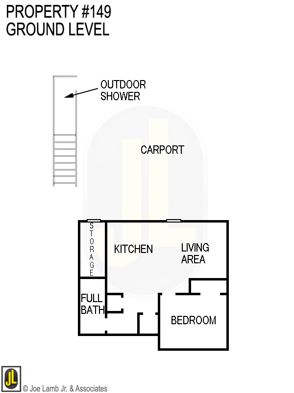 Floorplan: 149 Ground Level
