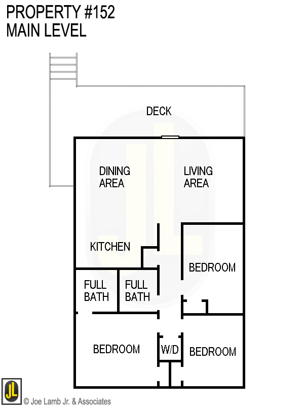 Floorplan: 152 Main Level