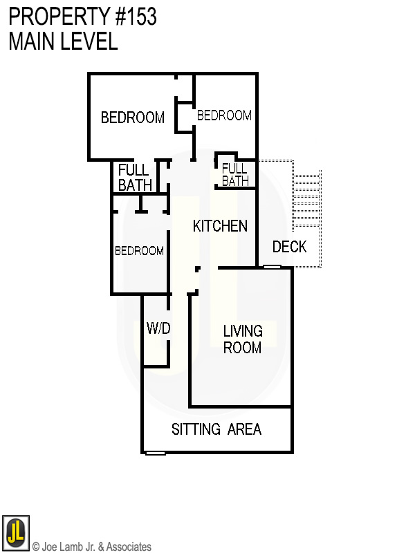 Floorplan: 153 Main Level