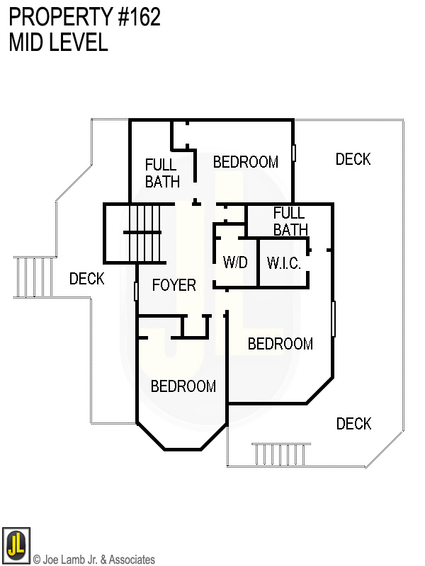 Floorplan: 162 Mid Level