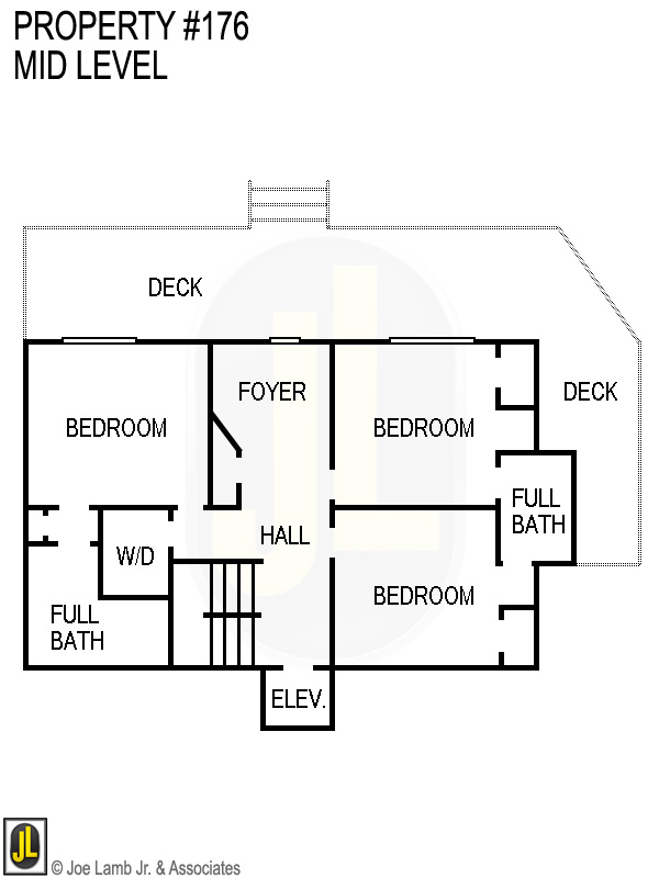 Floorplan: 176 Mid Level