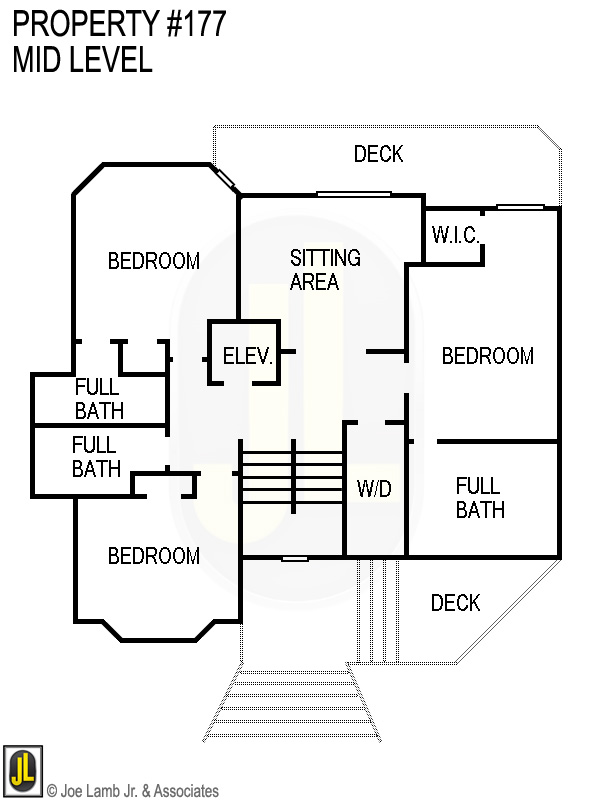 Floorplan: 177 Mid Level