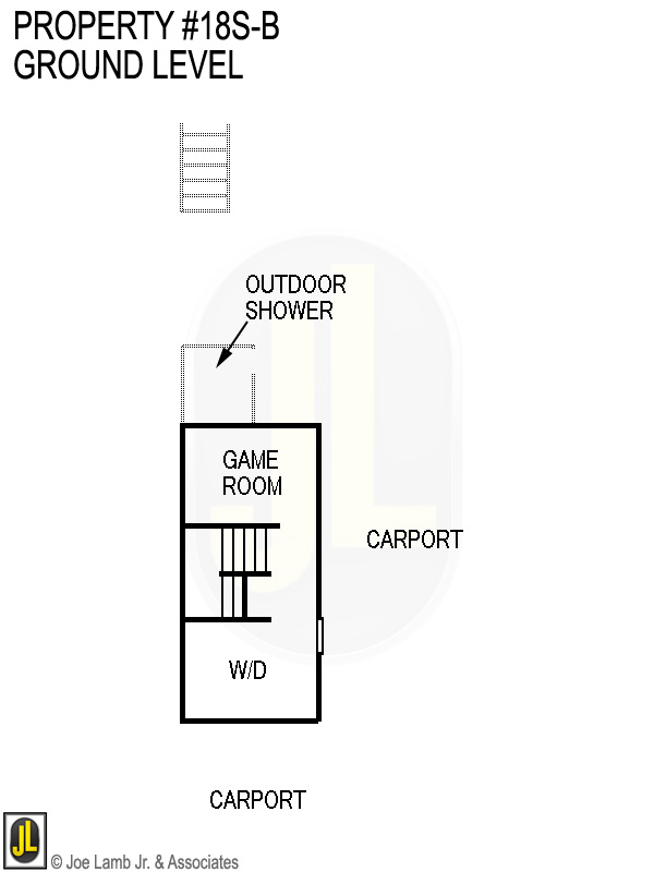 Floorplan: 18s-B Ground Level