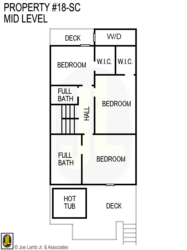 Floorplan: 18sc Mid Level-Wd