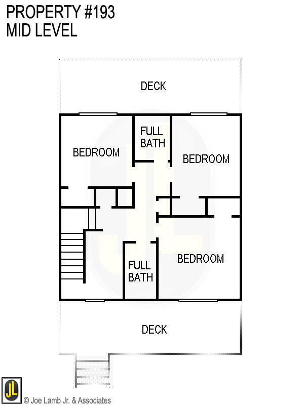 Floorplan: 193 Mid Level